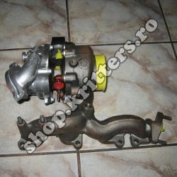 Turbo VW Audi 2.0 TDI 170 CP 03L253019M
