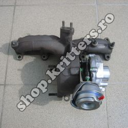 Turbo VW Audi 1.9 TDI 115 CP, 2000-2004, 038253019N / 03G253014E / 038253019D / 713673-5006S / 713673-0002 / 038253019DX