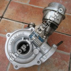 Turbo Fiat 1.3 D Multijet 85 și 90 CP 55198317 / 54359700014 / 54359880014 / 5435 970 0014 / 5435 988 0014 / 71789039 / 860127