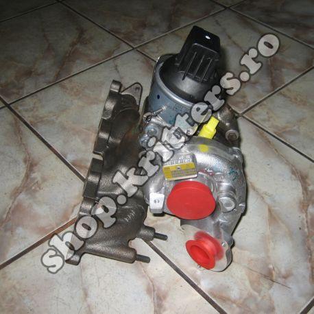 Turbo Ford Focus II 1.8 TDCi 115 CP 1359164