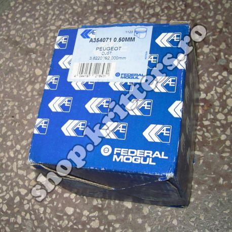 Piston Fiat Ducato II 2.5 TD, 1994-1998, A354071. Setul include 4 pistoane