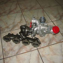 Turbo Opel Renault 1.6 dCi 120-160 CP după 2014, 821943-3 / 8201371485