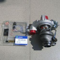 Turbo Citroen, Peugeot 1.6 HDi, Ford 1.6 TDCi, 90-95 CP, după 2007, 49373-02003 / 9673283680 / 0375Q9 / 49373-02013