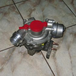 Turbo BorgWarner 54389880006