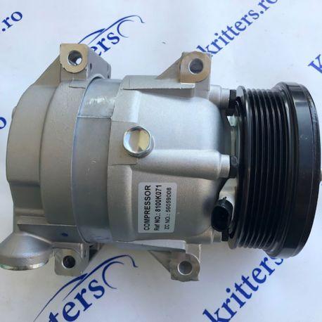 Compresor Van Wezel 8100K071