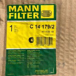 Filtru aer Mann C14179/2