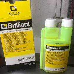 Substanță contrast UV 250 ml Errecom Brilliant 26001-00035