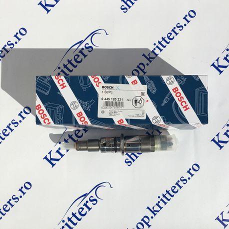 Injector Komatsu, Hitachi, Cummins, 0445120231 / 0445120059 / 0986435597 / 3976372 / 4945969 / 6754-11-3011