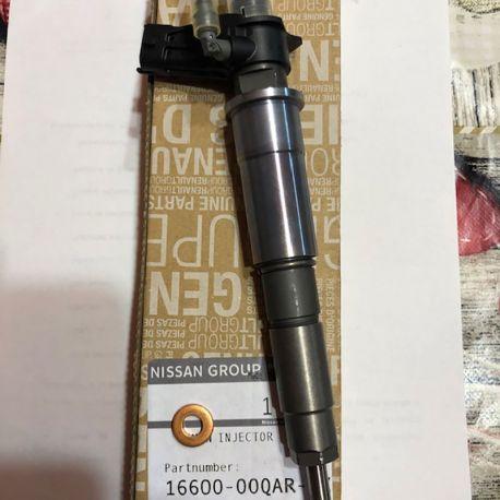 Injector Nissan NP300 Navara 2.5 dCi 190 CP după 2009, 16600-00QAR