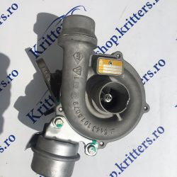 Turbo Renault 1.5 dCi, 100-106 CP, 2003-2010, 54399700027 / 126666 / 7701475135 / 7701476183 / 7711368163 / 8200204572