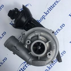 Turbo Ford, Volvo 2.0 TDCi 110-140, CP 2003-2015, 753847-0002
