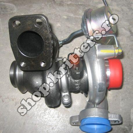 Turbo Citroen, Fiat, Ford, Peugeot 1.6 HDi, Multijet, TDCi 75 și 90 CP 49173-07507