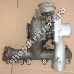 Turbo Opel 1.9 CDTI 100 și 120 CP 755042-5003S