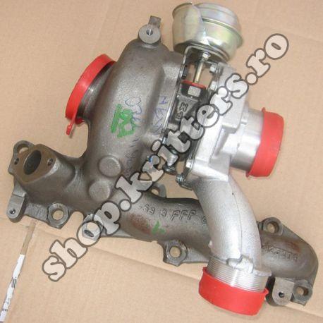 Turbo Opel 1.9 CDTI 120 și 150 CP 55205483