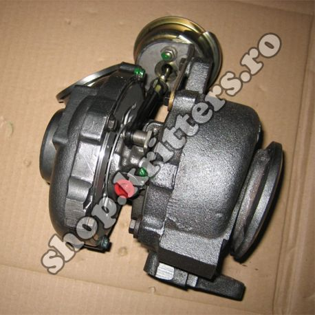 Turbo Mercedes Sprinter 2.2 CDI 109 și 129 CP A6110960899 / 6110960899 / 709836-5004S / 709836-0004
