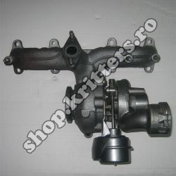 Turbo VW Audi 1.9 TDI 90, 100 și 105 CP 03G253014F / 751851-5003S / 038253016K / 03G253014FX / 751851-0003 / 751851-3
