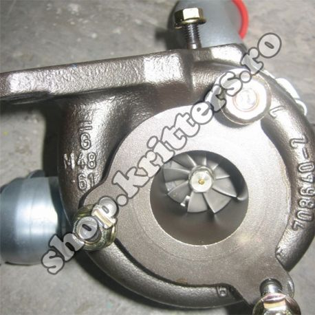 Turbo Renault 1.9 dCi 92-120 CP 8200369581 / 708639-5010S / 7701478024 / 8200256077 / 8200332125 / 708639-6 / GT1749V