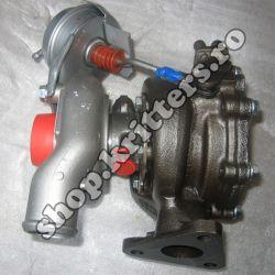 Turbo Opel 1.7 CDTi 100 și 101 CP 49131-06003