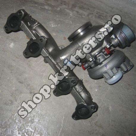 Turbo VW Audi 1.9 TDI 90, 100 și 105 CP 038253014G / 54399880022 / 038253056E / 038253016R / 038253056EX / 54399700022