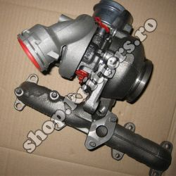 Turbo VW Audi 1.9 TDI 105 CP 54399880068