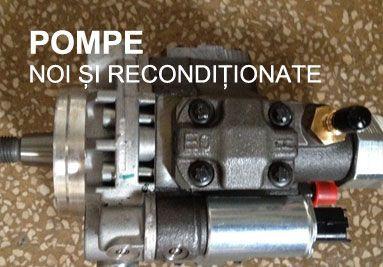 Pompe de înaltă presiune noi și recondiționate