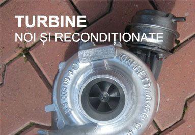Turbocompresoare noi și recondiționate