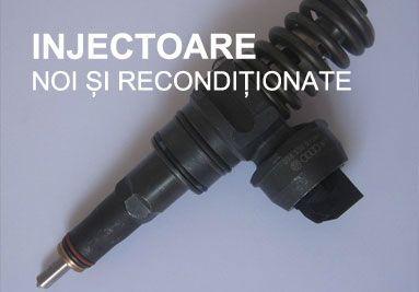 Injectoare noi și recondiționate